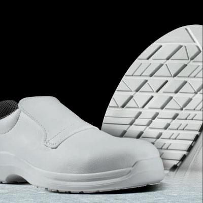 Linea scarpe <br /> non solo bianche U-POWER
