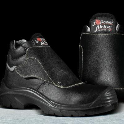 Linea scarpe <br /> tecniche U-POWER