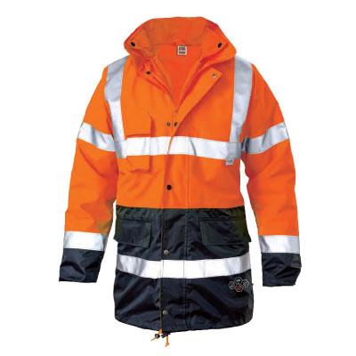 Abbigliamento da lavoro <br /> alta visibilità